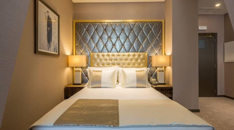 Φωτογραφία MeraPrime Gold Design Hotel