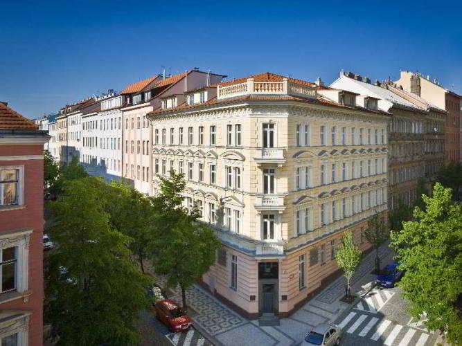 Foto Mamaison Residence Belgicka Prague