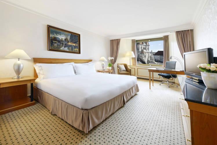 Foto Hilton Budapest