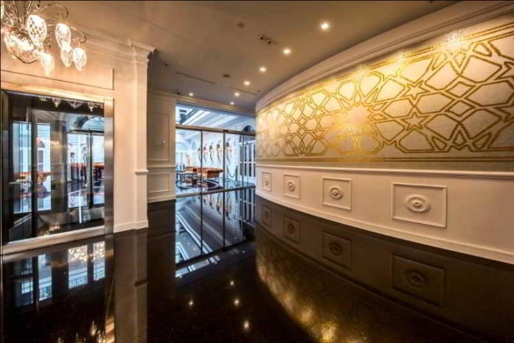 Foto Prestige Hotel Budapest