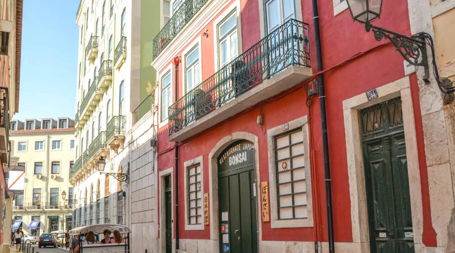Φωτογραφία Bairro Alto Suites