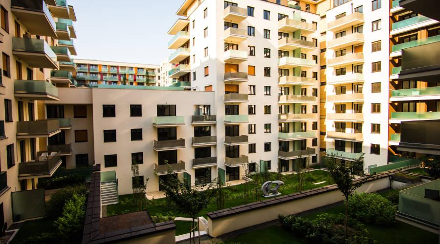 Photo Corvin Promenade Aparthotel