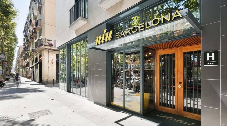 Photo Niu Barcelona Hotel