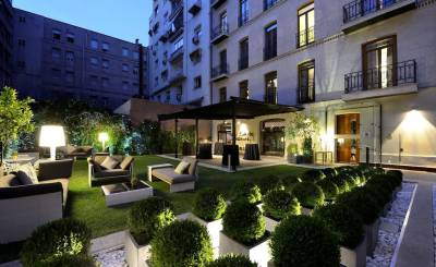 Foto Hotel Unico Madrid