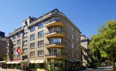 Foto Sheraton Neues Schloss Hotel Zurich
