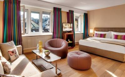 Boutique Hotel Wellenberg In Zürich Switzerland Stayforlong