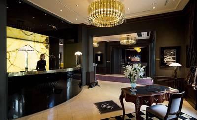 Photo Le Palais Art Hotel Prague