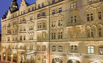 Photo Hotel Paris Prague
