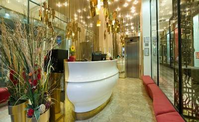 Fotografia EA Hotel Rokoko