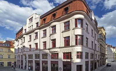 Foto Buddha Bar Hotel Prague