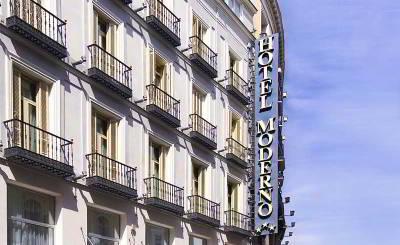 Φωτογραφία Hotel Moderno