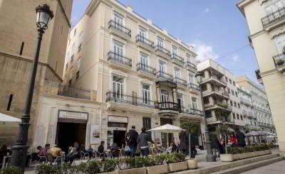 San Lorenzo Boutique Hotel In Valencia Spanien Stayforlong