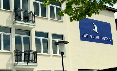 Photo Ibb Blue Hotel Berlin Airport