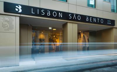 Foto Lisbon São Bento Hotel