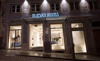 Foto Bluesock Hostels Porto