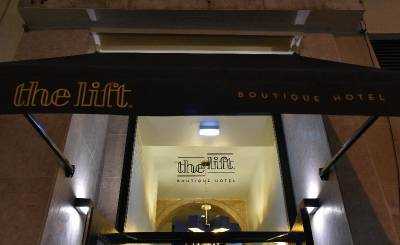 Foto The Lift Boutique Hotel