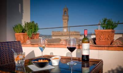 Foto Torre Guelfa Palazzo Acciaiuoli