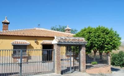 Villa In Villanueva De La Concepcion 100223 In Villanueva De La