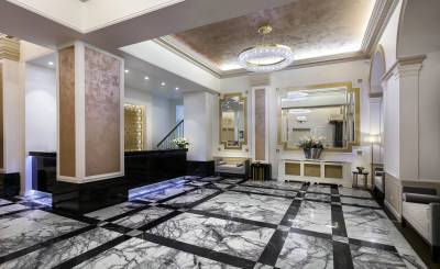Foto Cosmopolitan Hotel Prague
