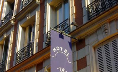 Foto Hôtel de Saint Germain